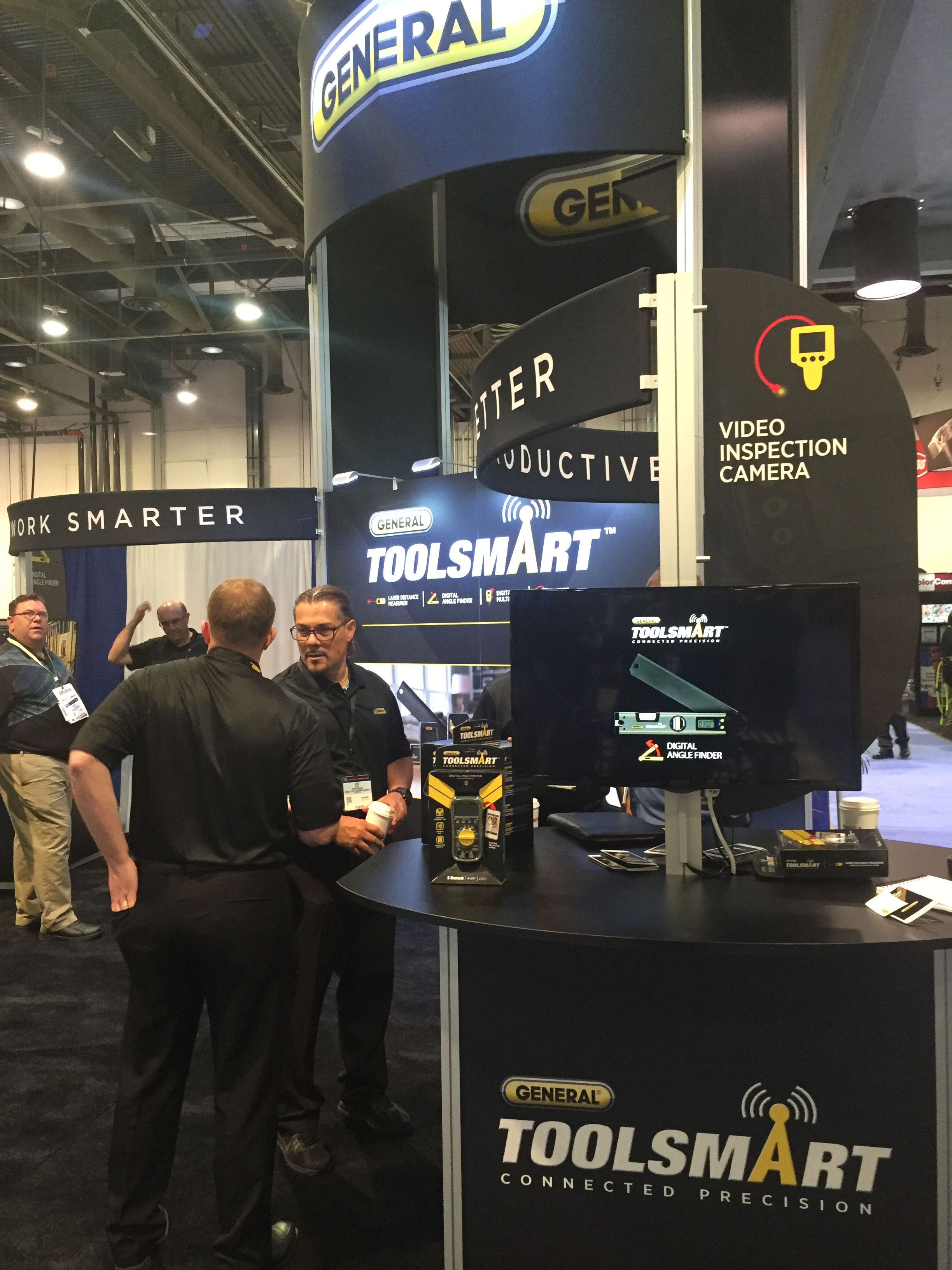 National Hardware Show « Group 4: Research and Innovative